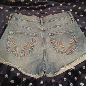 High Waisted Hollister Shorts W24